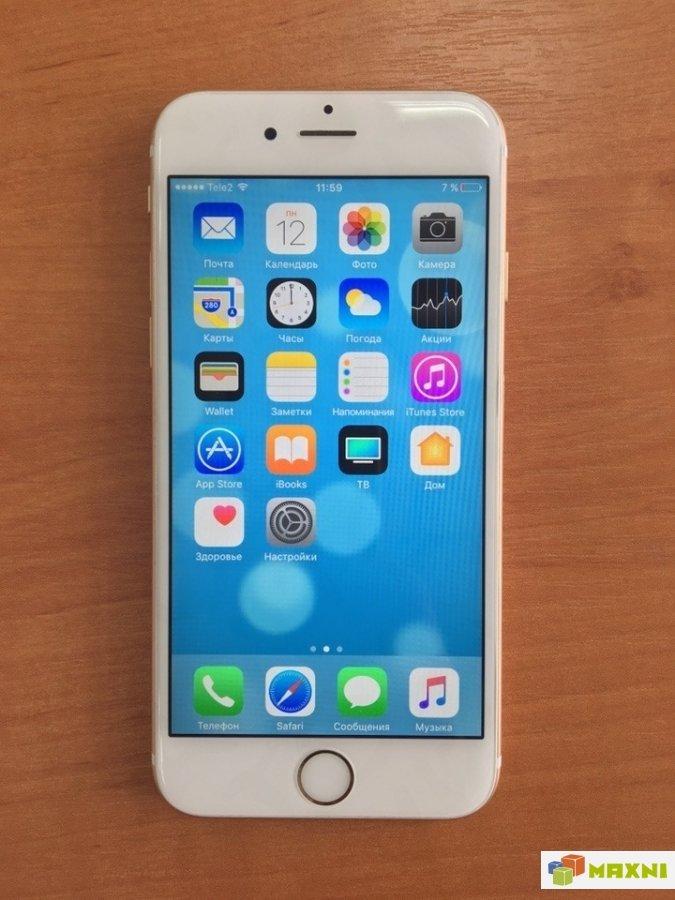 Купить iPhone 6s 32gb Gold.  Полный оригинальный | Объявления Орска и Новотроицка №1307
