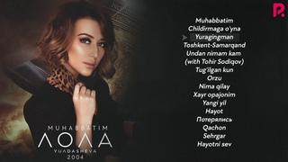 Lola Yuldasheva - Muhabbatim nomli albom dasturi 2004