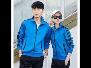 Мужские и женские повседневные спортивные костюмы, молодежные уличные костюмы из двух предметов, новая трендовая тонкая