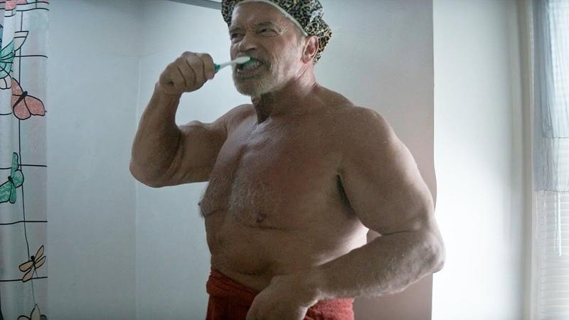 Arnold Schwarzenegger Terminator Is Back