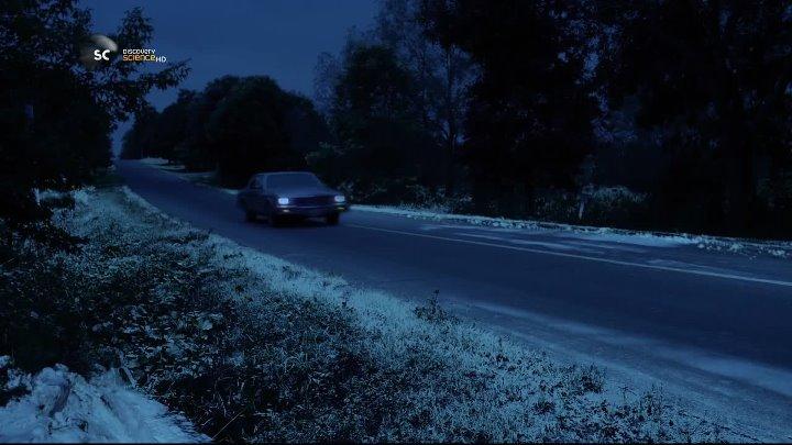 Близкие контакты 2 01 Озеро Еери Фазеры на оглушение 2015