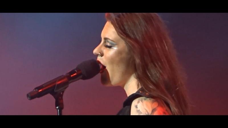 Nightwish She Is My Sin Live Moscow 2016 05 20 multicam by DarkSun