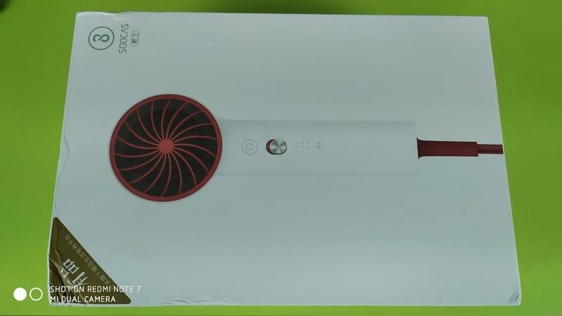 Фен Сяоми Xiaomi SOOCAS H3 Hair Dryer ► опыт использования