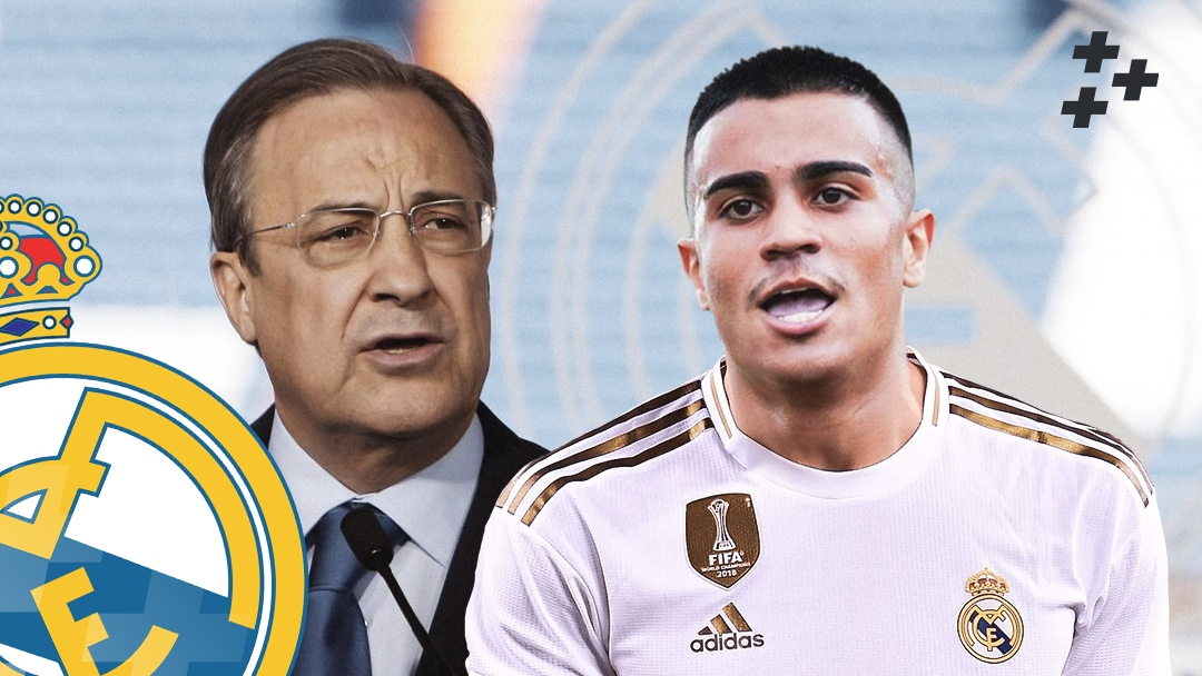"""Рейньер – новое подписание """"Реала"""": Флорентино Перес строит команду будущего вокруг бразильцев"""