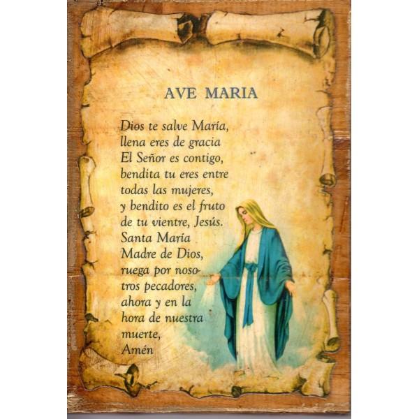 Ave maria prayer english — img 6