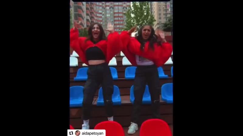 танцы в мкр Красный Аксай