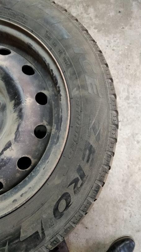 Купить колеса в сборе pirelli ice zero 195/60/15. | Объявления Орска и Новотроицка №9511