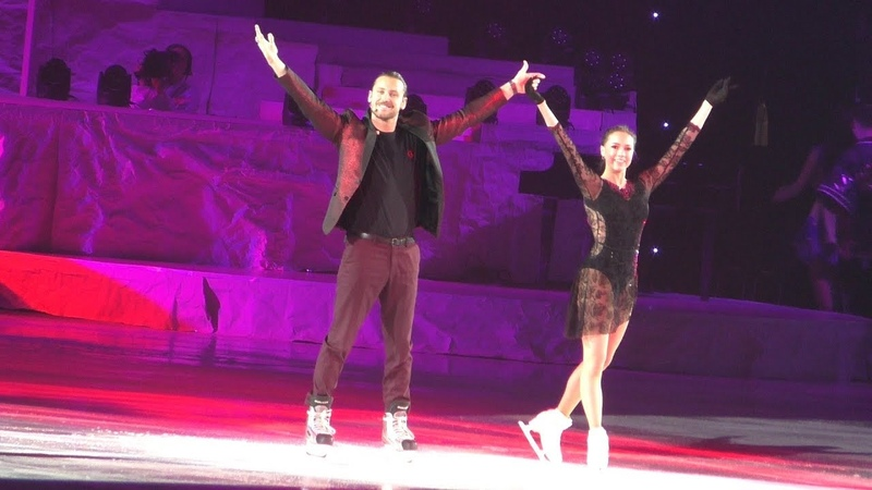 Alina Zagitova 20.02.09 Art On Ice GlitterGold Hallelujah