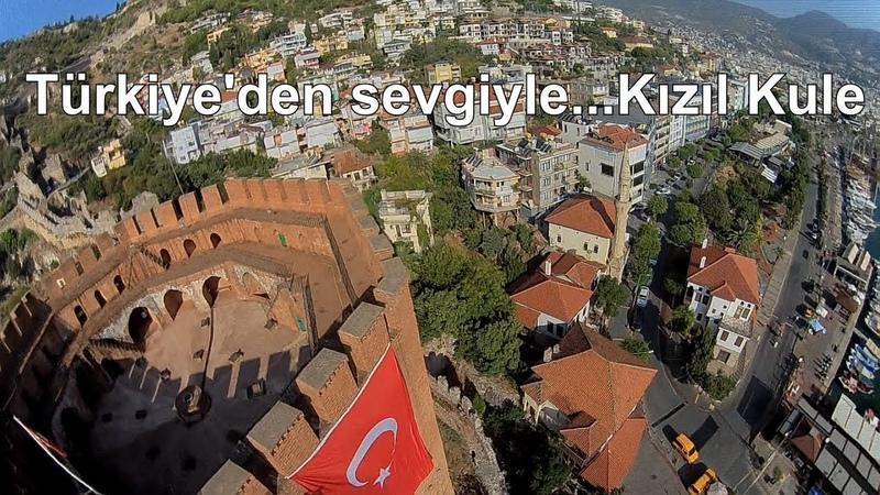 Türkiye'den sevgiyle Kızıl Kule