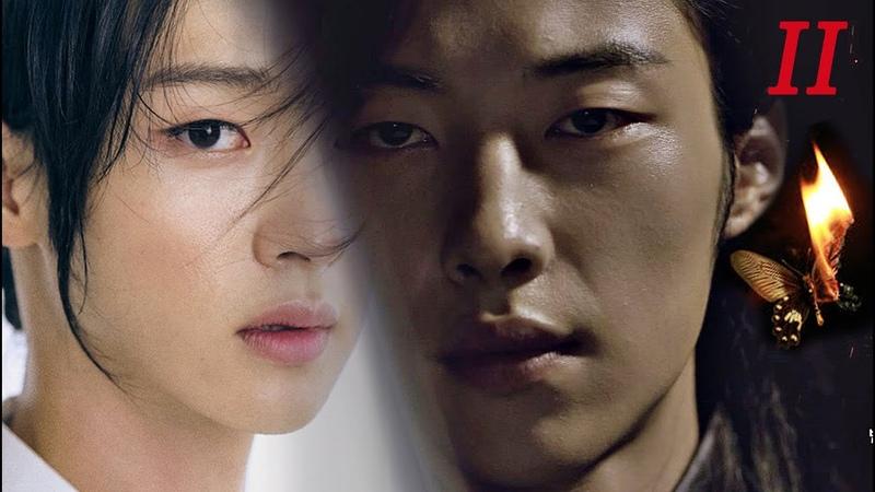 Dance Of A Butterfly II Nam Sunho Nok Du Lee Yeok Lee Yoong King Feniks Zadira BL edit