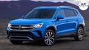 Nuevo VW TAOS 2022 | La Nueva Apuesta de Volkswagen