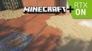 MINECRAFT С ТРАССИРОВКОЙ ЛУЧЕЙ ПРЕВРАЩАЕТСЯ В РЕАЛИСТИЧНЫЙ МАЙНКРАФТ! Minecraft Ray Tracing