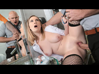 Kara Lee - Bathroom Attendant - All Sex Reality Big Natural Tits Ass Cock Dick Teen Blonde Hardcore Blowjob Stockings Gonzo Porn