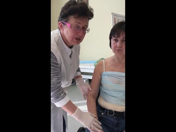 Лимфатический самомассаж при кистозно фиброзной мастопатии