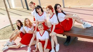 [KPOP IN PUBLIC ALMOST,RUSSIA] ✰ HONEY ✰ - AOA - 심쿵해 (Heart Attack) dance cover