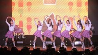 190112 » FAVEGIRLS - Ice Cream Cake (Red Velvet Cover)   Pre-Show Our New Days! [Fancam]