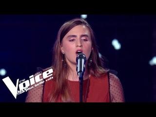 Vincent Baguian - Je suis une tombe   Anaïd. B   The Voice France 2021   Blinds Auditions