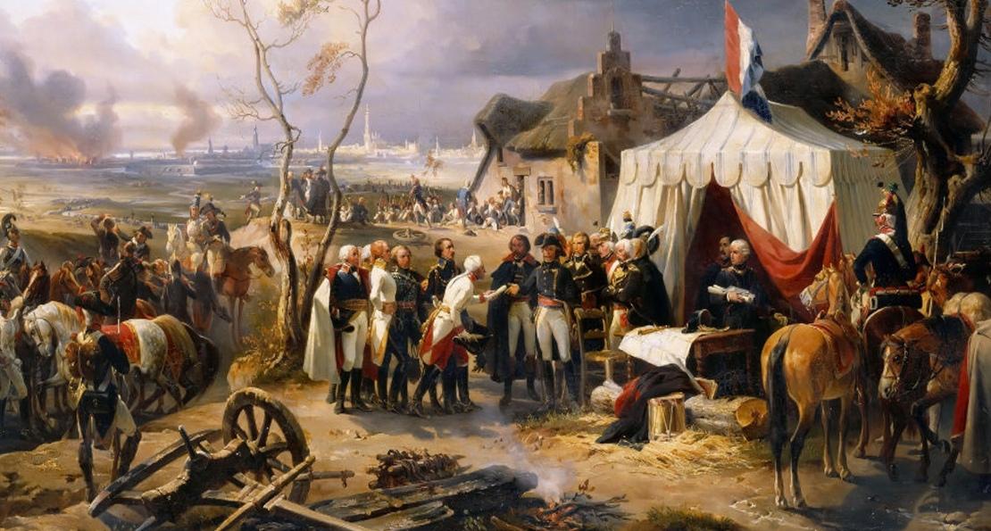 Взятие Антверпена