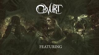 Obvurt - Obverted   Ft. Michael Angelo Batio   The Beginning   Canada Death Metal   Brutal Mind 2021
