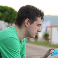 Ян Janic фото со страницы ВКонтакте