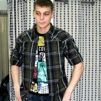 Фотография страницы Андрія Придорожника ВКонтакте