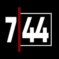 """Логотип Музыкальный квартал """"7/44"""""""