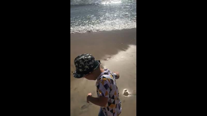 Море солнце и я
