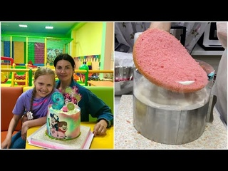 Кондитерский VLOG: Торт для юной ЗРИТЕЛЬНИЦЫ👧🏼/ Гравити Фолз🐷/ Делаем торт ВМЕСТЕ💖