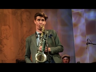 Prokhor's sextet - Riffing in Ab  Jazz Philharmonic Hall