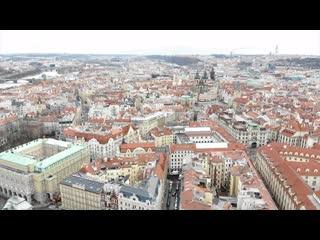 Прага 2020 (Прага 1, 7, 3 левый и правый берег реки Влтава)