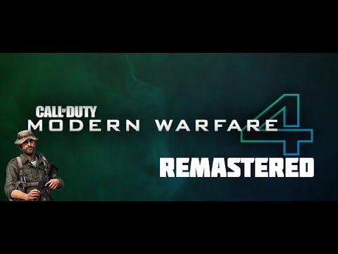 Call of Duty 4 Modern Warfare Remastered 8 Спринтерский марафон за сыном террориста крыса в углу