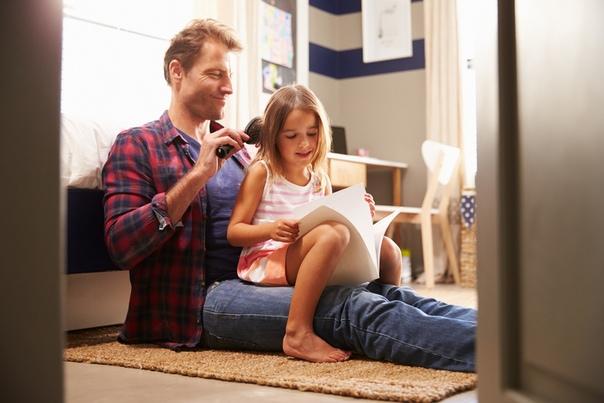 Как воспитывать дочку: советы для пап, изображение №1