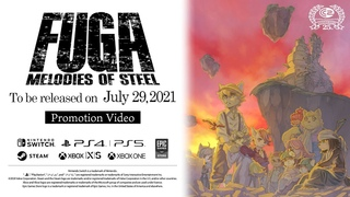Fuga: Melodies of Steel - Official PV #Fuga #FugaMelodiesOfSteel