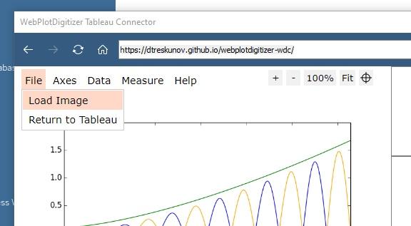 Извлечение данных из графиков при помощи Tableau Web Data Connector (WDC) на примере анализа индекса страха и жадности (Fear and Greed Index), изображение №6
