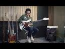 John Cha Playing Continuum by Jaco Pastorius with Tatchi Jazz Bass