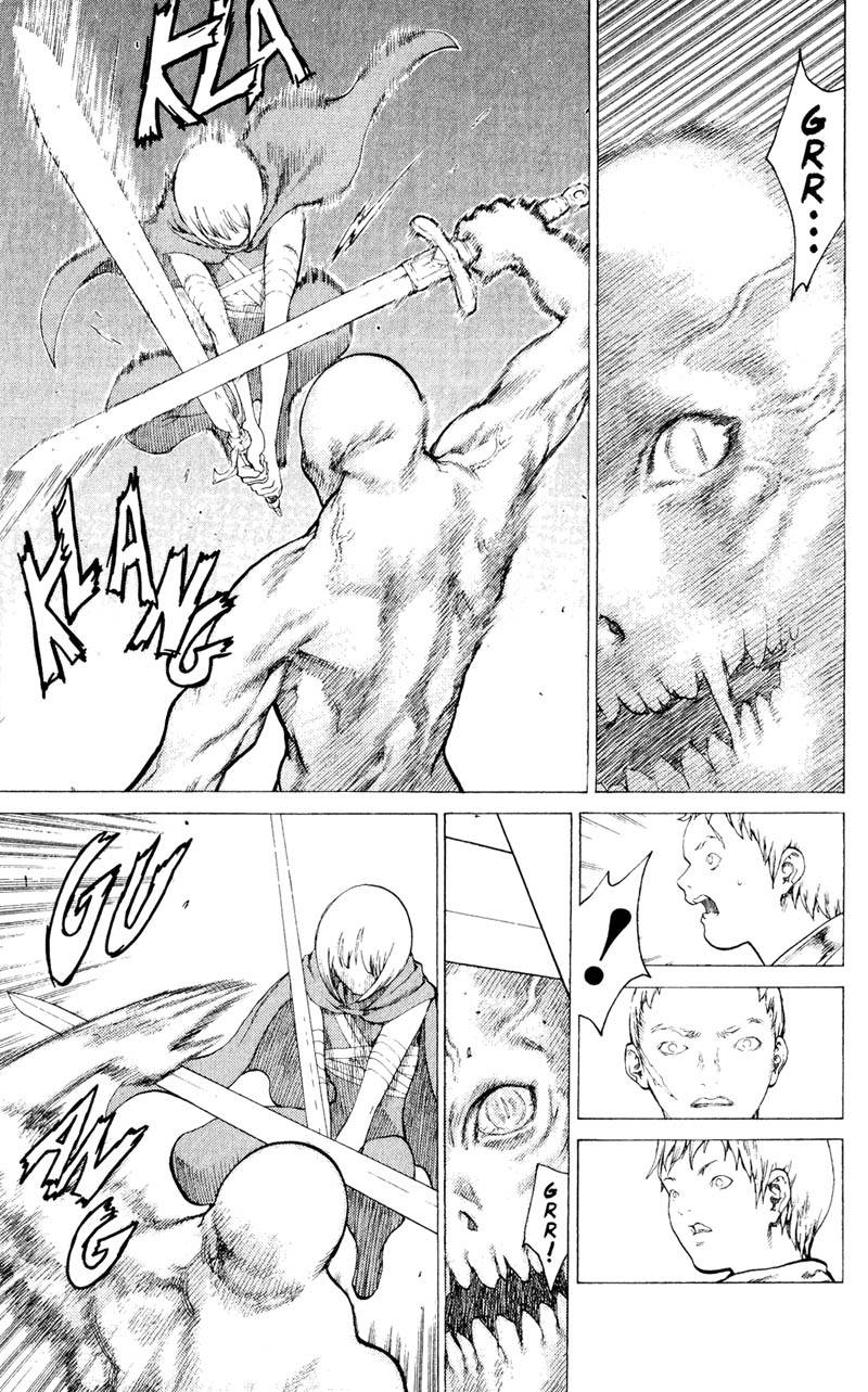 Claymore, Chapter 10, image #10