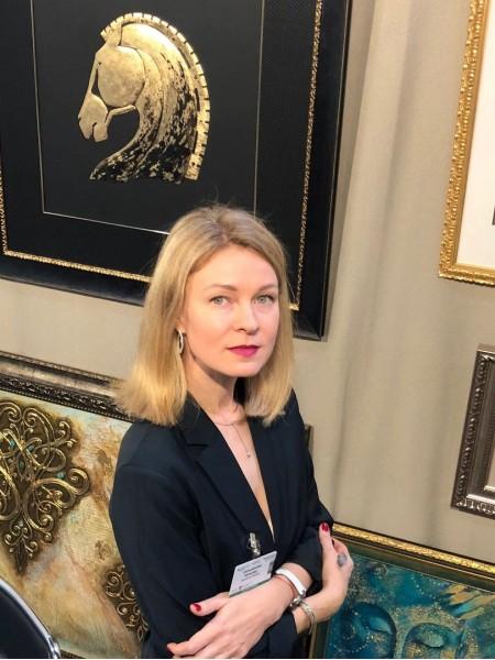 Картина современное искусство интерьерная в Санкт-Петербурге