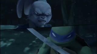 Клип про Рафаэль и Леонардо(Czar, СД, ST1M, Schook- В бой идут одни старики) Черепашки-Ниндзя 2012