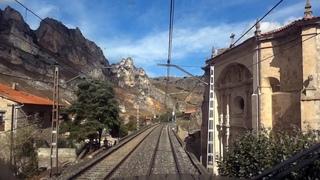 Rail View TR Tren de Pancorbo a Miranda de Ebro y Vitoria Gasteiz - 2013