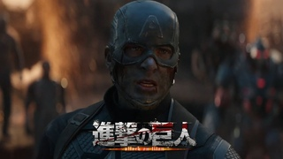 What If AVENGERS ENDGAME Had An Anime Opening ATTACK ON TITAN?