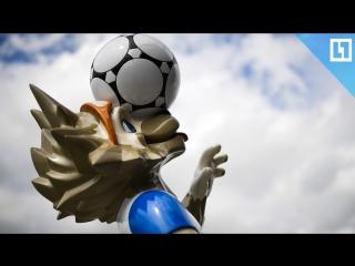 Как создают сувениры для FIFA