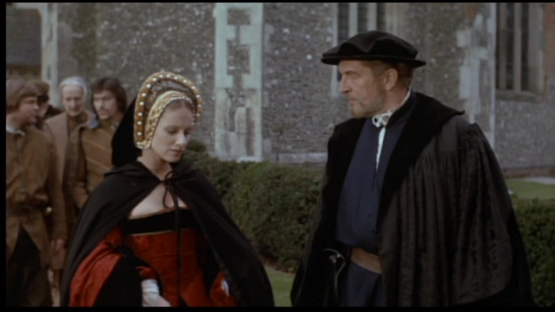 Cry of the Banshee 1970 / Плач Банши HD 720 (VincentPrice) rus
