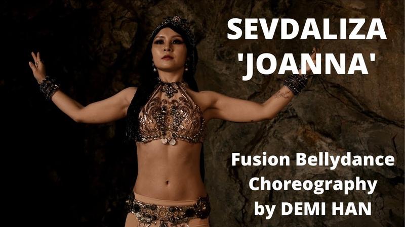 Sevdaliza 'Joanna' Tribal fusion belly dance Choreography by Demi Han