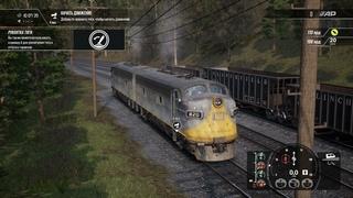 Train Sim World 2: Знакомство с тепловозом CRR F7