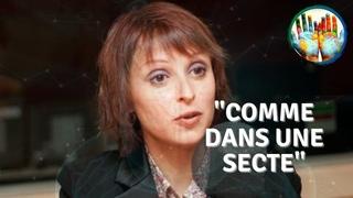 "Ariane Bilheran : ""Comme dans une secte"""