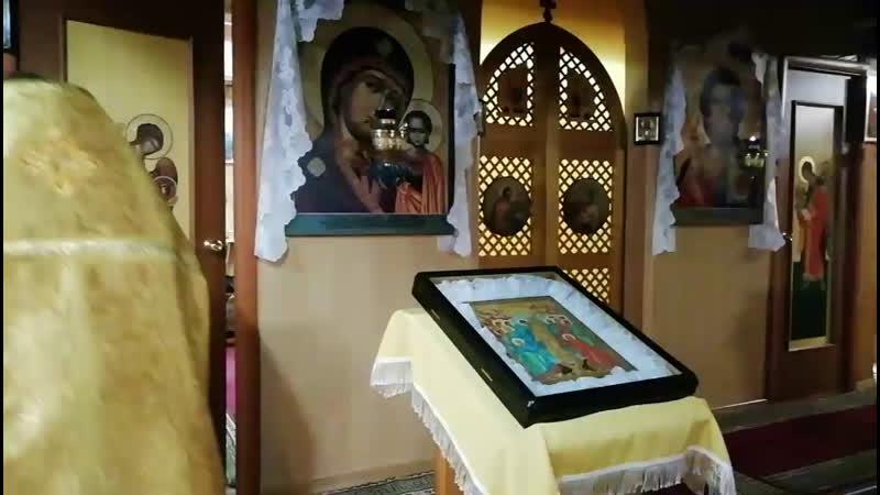 Суббота Апостола и Евангелиста Луки Вечернее богослужение