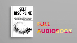 Self Discipline the Neuroscience by Ray Clear - Audiobook