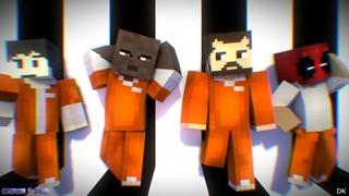Операция: Скульптор на заказ на грани жизни - 2 сезон 8 серия | Minecraft Machinima