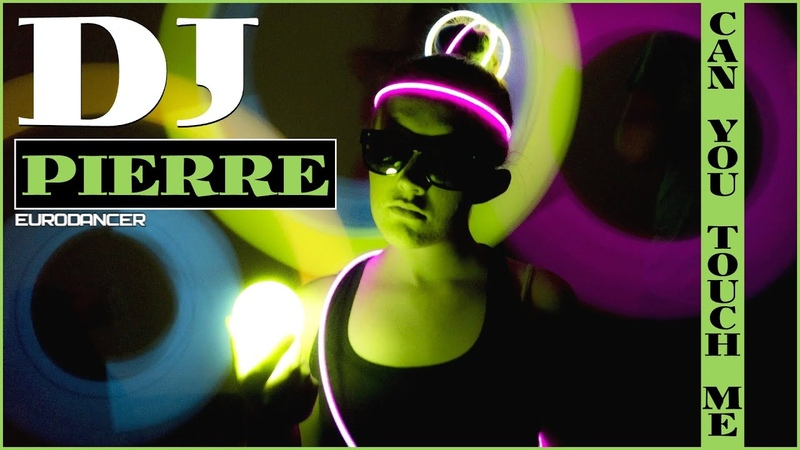 D J Pierre Can you touch me Dance music Eurodance 90 Songs hits techno europop disco mix