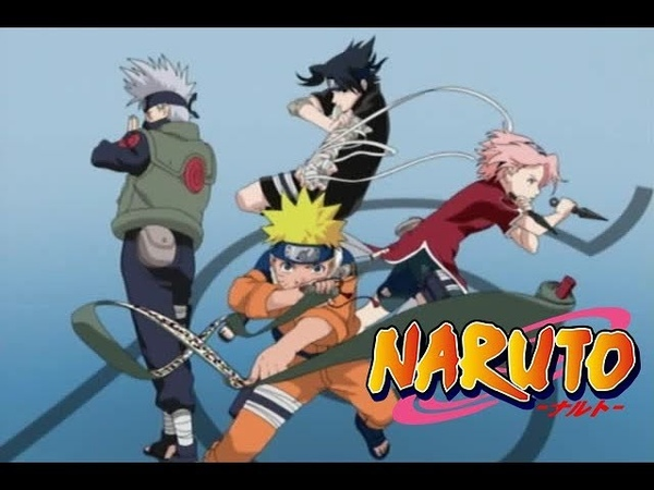 Naruto Opening 4 GO HD